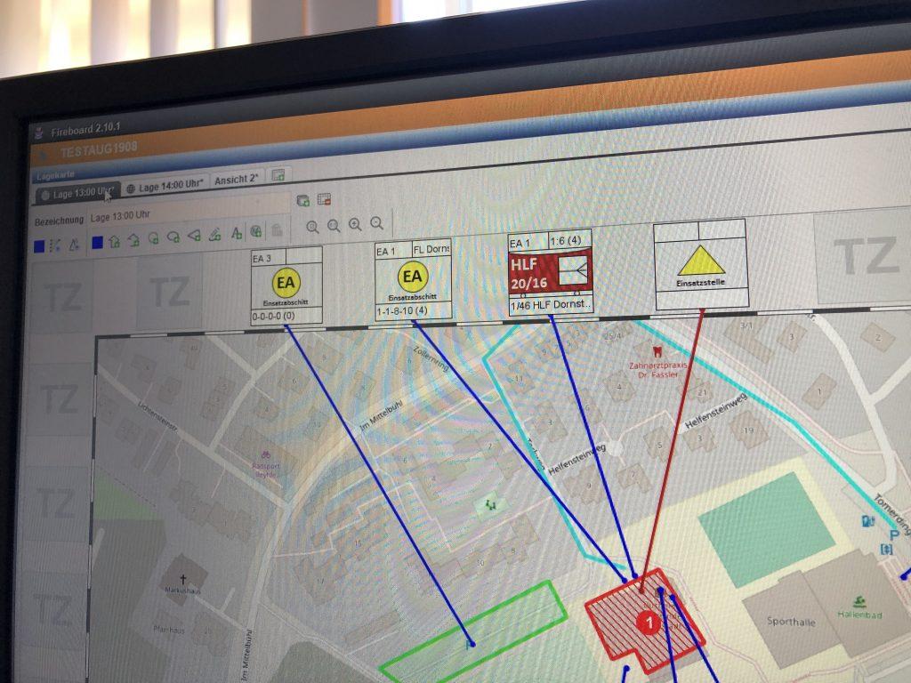 Am 05. und 06. Juli 2019 fand in Dornstadt eine Anwenderschulung der Software